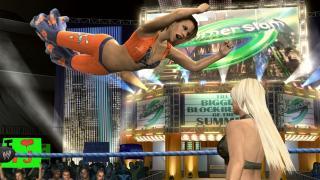 Скриншот WWE SmackDown vs. Raw 2010