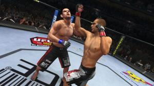 миниатюра скриншота UFC Undisputed 2010