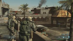 миниатюра скриншота SOCOM: U.S. Navy SEALs Confrontation