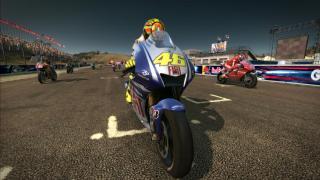 Скриншоты  игры MotoGP 09/10