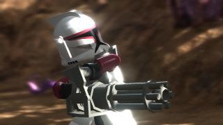 Скриншоты  игры LEGO Star Wars 3: The Clone Wars