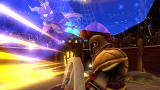 Скриншот Legend of Spyro: The Eternal Night, the