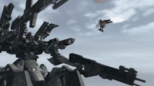 миниатюра скриншота Armored Core: For Answer
