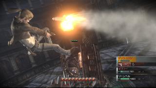 Скриншот Resonance of Fate