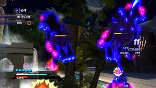 Скриншоты  игры Sonic Unleashed