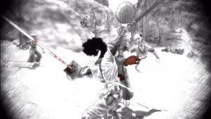 миниатюра скриншота Afro Samurai