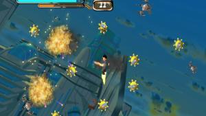 миниатюра скриншота Astro Boy: The Video Game