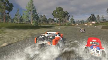 Скриншот Baja: Edge of Control