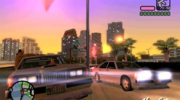 Скриншот Grand Theft Auto: Vice City Stories