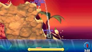 миниатюра скриншота Worms: Open Warfare