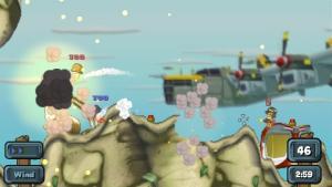 миниатюра скриншота Worms: Open Warfare 2
