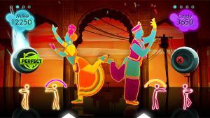 миниатюра скриншота Just Dance 2