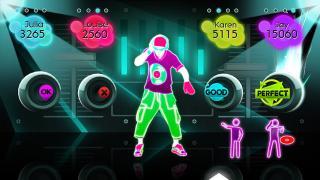Скриншот Just Dance 2