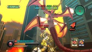 миниатюра скриншота Bakugan Battle Brawlers: Defenders of the Core