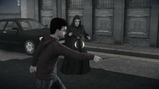 Скриншоты  игры Harry Potter and the Deathly Hallows: Part 1