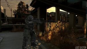 миниатюра скриншота Lost Sector Online