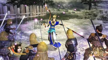 Скриншот Dynasty Warriors 7
