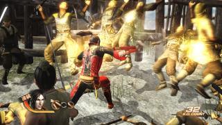 Скриншоты  игры Dynasty Warriors 7