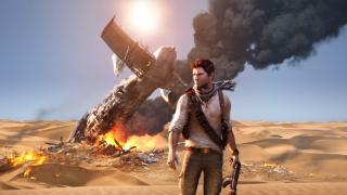 Скриншоты  игры Uncharted 3: Drake's Deception