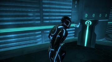 Скриншот TRON Evolution: The Video Game