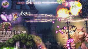 миниатюра скриншота DeathSmiles