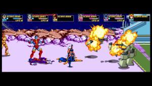 миниатюра скриншота X-Men Arcade