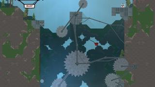 Скриншот Super Meat Boy