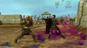 Скриншот Magic: The Gathering - Tactics