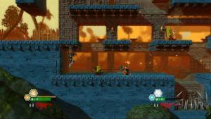миниатюра скриншота Bionic Commando Rearmed 2