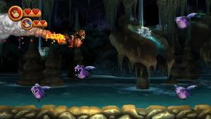 миниатюра скриншота Donkey Kong Country Returns