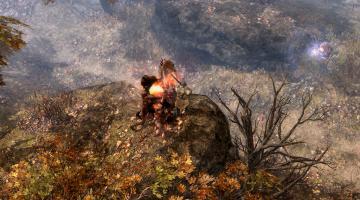 Скриншот Grim Dawn