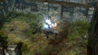 Скриншоты  игры Grim Dawn