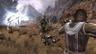 Скриншот Lord of the Rings: War in the North, the