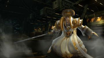 Скриншот Warhammer 40.000: Dark Millennium Online
