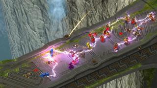 Скриншоты  игры Magicka