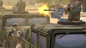 Скриншот Delta Force: Black Hawk Down
