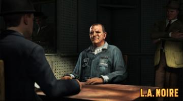 Скриншот L.A. Noire