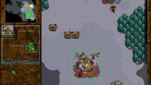 миниатюра скриншота Warcraft 2: Tides of Darkness