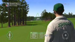Скриншоты  игры Tiger Woods PGA Tour 12: The Masters