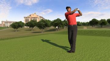 Скриншот Tiger Woods PGA Tour 12: The Masters
