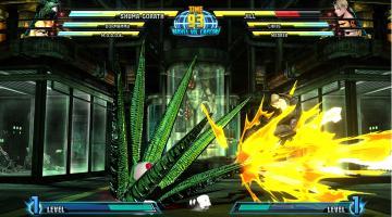 Скриншот Marvel vs. Capcom 3: Fate of Two Worlds