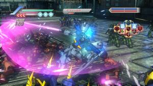 миниатюра скриншота Dynasty Warriors: Gundam 3