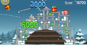 миниатюра скриншота Angry Birds Seasons