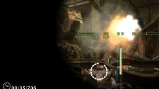 Скриншоты  игры Metal Gear Solid: Touch
