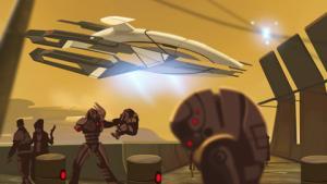 миниатюра скриншота Mass Effect Galaxy