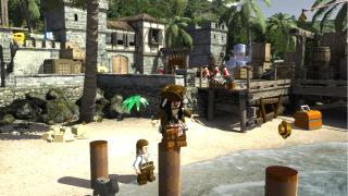 Скриншот LEGO Pirates of the Carribean