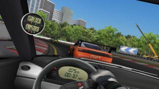 Скриншоты  игры Real Racing