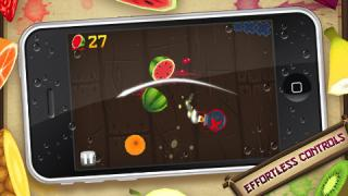 Скриншоты  игры Fruit Ninja