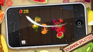 миниатюра скриншота Fruit Ninja