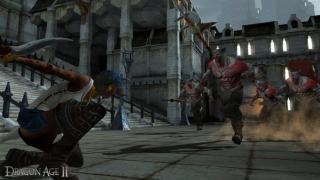Скриншот Dragon Age 2